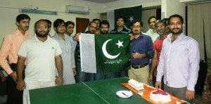 Pakistan Independence Day Party Lahore