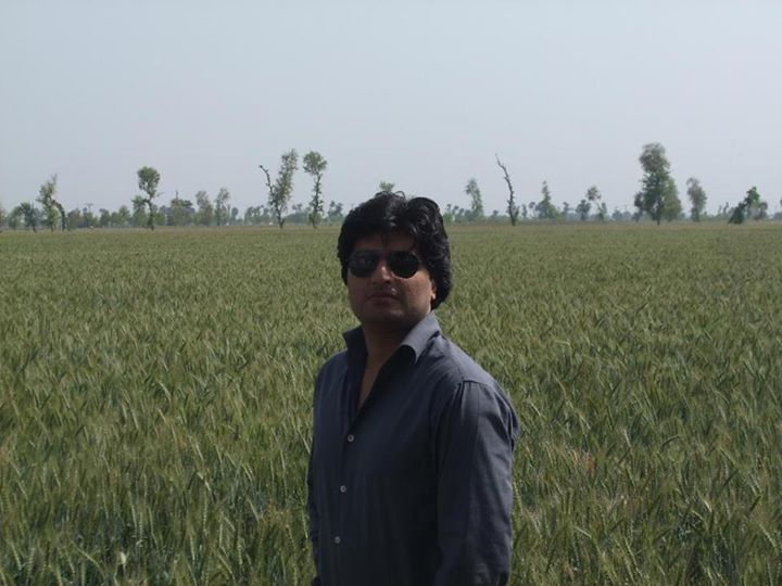Amir B Profile Pic
